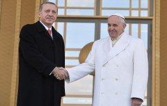 ΝΕΑ ΕΙΔΗΣΕΙΣ (Το Βατικανό θα επισκεφθεί ο Ερντογάν – Συνάντηση με τον πάπα Φραγκίσκο για την Ιερουσαλήμ)
