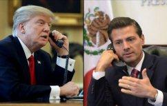 ΝΕΑ ΕΙΔΗΣΕΙΣ (Οργισμένο τηλεφώνημα Τραμπ – Νιέτο: Αναβλήθηκε η επίσκεψη του Μεξικανού στις ΗΠΑ)