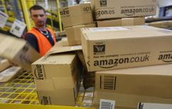 ΝΕΑ ΕΙΔΗΣΕΙΣ (Ιταλία: Σάλος για το βραχιολάκι των εργαζομένων στην Amazon που ελέγχει κάθε τους κίνηση)