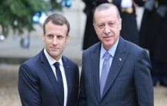 ΝΕΑ ΕΙΔΗΣΕΙΣ (Ερντογάν σε Μακρόν: Η Άγκυρα «δεν εποφθαλμιά εδάφη άλλης χώρας»)