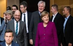 ΝΕΑ ΕΙΔΗΣΕΙΣ (Συμφωνία στη Γερμανία για σχηματισμό κυβέρνησης μεγάλου συνασπισμού)