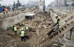 ΝΕΑ ΕΙΔΗΣΕΙΣ (Βρέθηκε ακέφαλο άγαλμα της Αφροδίτης στα έργα του μετρό Θεσσαλονίκης[εικόνα])