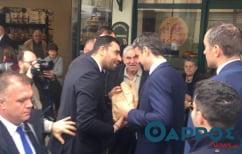 ΝΕΑ ΕΙΔΗΣΕΙΣ (Ο ασπασμός του βουλευτή του ΣΥΡΙΖΑ Κωνσταντινέα με τον Μητσοτάκη και τα λαλάγγια [βίντεο])