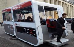 ΝΕΑ ΕΙΔΗΣΕΙΣ (Τα πρώτα ηλεκτροκίνητα λεωφορεία χωρίς οδηγό στο Ντουμπάι [βίντεο])