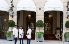 ΝΕΑ ΕΙΔΗΣΕΙΣ (Γαλλία: Το ξενοδοχείο Ritz βγάζει στο «σφυρί» 3.500 έπιπλα και έργα τέχνης [βίντεο])