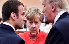 ΝΕΑ ΕΙΔΗΣΕΙΣ (Κοινή δήλωση ΗΠΑ, Βρετανίας, Γαλλίας, Γερμανίας κατά της Ρωσίας)