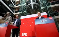 ΝΕΑ ΕΙΔΗΣΕΙΣ (Γερμανία: «Ναι» στον μεγάλο συνασπισμό ψήφισε το SPD-Αύριο η ανακοίνωση όλων των νέων υπουργών)