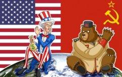 ΝΕΑ ΕΙΔΗΣΕΙΣ (Σε εποχή ψυχρού πολέμου οι σχέσεις της Μόσχας με τη Δύση)