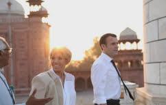 ΝΕΑ ΕΙΔΗΣΕΙΣ (Εμανουέλ και Μπριζίτ Μακρόν: Ρομαντική απόδραση για δύο στο Ταζ Μαχάλ)