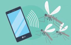 ΝΕΑ ΕΙΔΗΣΕΙΣ (Η πρώτη εφαρμογή στο κινητό που προειδοποιεί ότι πλησιάζει κουνούπι)
