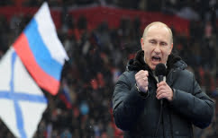 ΝΕΑ ΕΙΔΗΣΕΙΣ (Ο Βλαντιμίρ Πούτιν επανεξελέγη πρόεδρος της Ρωσίας)