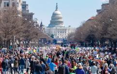 ΝΕΑ ΕΙΔΗΣΕΙΣ (Ιστορική κινητοποίηση στις ΗΠΑ-Εκατοντάδες χιλιάδες διαδήλωσαν κατά των όπλων)