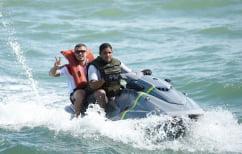 ΝΕΑ ΕΙΔΗΣΕΙΣ (Frontex: Με τζετ σκι φτάνουν στην Ευρώπη οι πλούσιοι πρόσφυγες)
