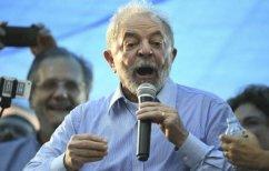ΝΕΑ ΕΙΔΗΣΕΙΣ (Βραζιλία: Στη φυλακή ο πρώην πρόεδρος Λούλα – H απόφαση του Ανώτατου Δικαστηρίου)