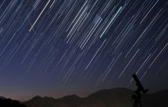 ΝΕΑ ΕΙΔΗΣΕΙΣ (Ωριωνίδες: Κορυφώνεται και στην Ελλάδα απόψε η φθινοπωρινή βροχή των διαττόντων αστέρων)