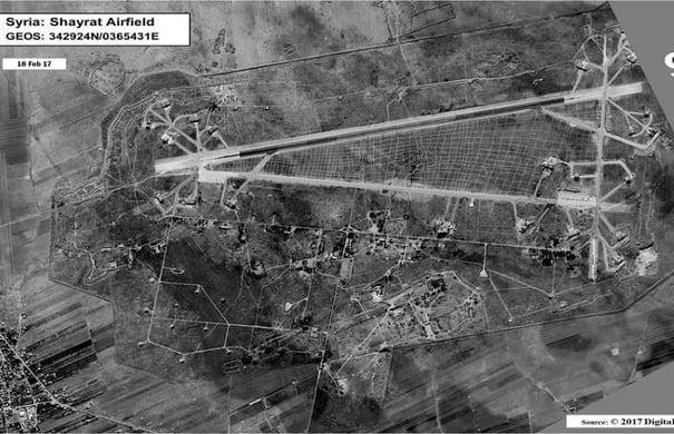 syria usa strike