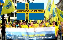 ΝΕΑ ΕΙΔΗΣΕΙΣ (Σουηδία: Πρώτο στις δημοσκοπήσεις το κόμμα κατά των μεταναστών)