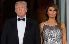 ΝΕΑ ΕΙΔΗΣΕΙΣ (Washington Post: Μελάνια Τραμπ-Μοναχική ζωή στο «χρυσό κλουβί» του Τραμπ)
