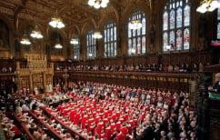 ΝΕΑ ΕΙΔΗΣΕΙΣ (Η Βουλή των Λόρδων επιμένει να αντιστέκεται στο brexit)
