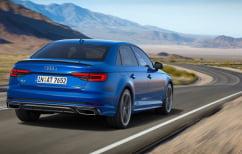 ΝΕΑ ΕΙΔΗΣΕΙΣ (Κάτω από το… «νυστέρι» για ελαφρύ facelift το Audi A4)