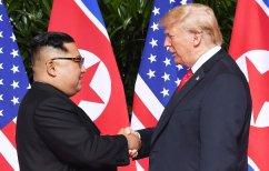 ΝΕΑ ΕΙΔΗΣΕΙΣ (Συνάντηση Τραμπ – Κιμ Γιονγκ Ουν στην Αποστρατιωτικοποιημένη Ζώνη της Κορέας)