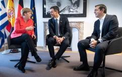ΝΕΑ ΕΙΔΗΣΕΙΣ (Μέρκελ: Ελλάδα και Ισπανία θα δέχονται επιστροφές προσφύγων από τη Γερμανία)