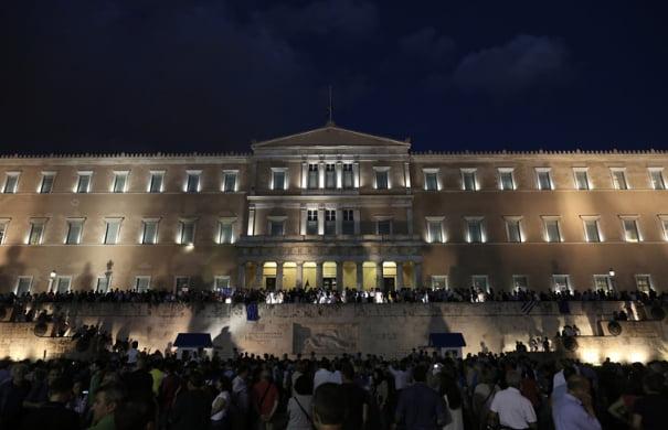 plateia syntagma