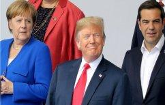 ΝΕΑ ΕΙΔΗΣΕΙΣ (Τραμπ: Μπορώ να βγάλω τις ΗΠΑ από το ΝΑΤΟ αλλά δεν θα χρειαστεί τώρα)