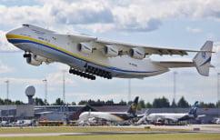 ΝΕΑ ΕΙΔΗΣΕΙΣ (Στο «Ελ. Βενιζέλος» προσγειώθηκε το μεγαλύτερο αεροπλάνο του κόσμου)