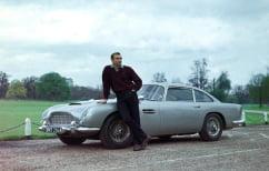 ΝΕΑ ΕΙΔΗΣΕΙΣ (Aston Martin: H θρυλική DB5 του James Bond στην παραγωγή και πάλι)