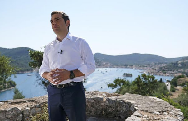 tsipras ithaki geniki