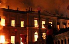ΝΕΑ ΕΙΔΗΣΕΙΣ (Καταστροφή Πολιτιστικής Κληρονομιάς στη Βραζιλία: Στάχτη το Εθνικό Μουσείο του Ρίο)