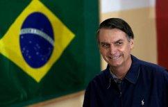 ΝΕΑ ΕΙΔΗΣΕΙΣ (Κορωνοϊός – Βραζιλία: Ο Μπολσονάρου χαρακτηρίζει «έγκλημα» τα μέτρα για την εξάπλωση της πανδημίας)