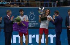 ΝΕΑ ΕΙΔΗΣΕΙΣ (Στέφανος Τσιτσιπάς: Πρώτος τίτλος παγκοσμίου επιπέδου για το ελληνικό τένις)