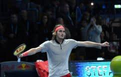 ΝΕΑ ΕΙΔΗΣΕΙΣ (Ο Τσιτσιπάς κορυφαίος νέος τενίστας στον κόσμο – Κέρδισε στο Next Gen ATP Finals)