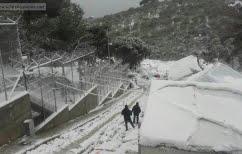 ΝΕΑ ΕΙΔΗΣΕΙΣ (DW: Χειμώνας σε υπερπλήρη κέντρα προσφύγων με άθλιες συνθήκες διαβίωσης)