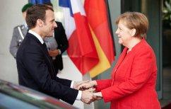 ΝΕΑ ΕΙΔΗΣΕΙΣ (Μέρκελ και Μακρόν υπογράφουν τη νέα συνθήκη Γερμανίας – Γαλλίας, 56 χρόνια μετά)