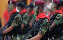 ΝΕΑ ΕΙΔΗΣΕΙΣ (Βενεζουέλα: Ο στρατός σε επαγρύπνηση για την αποτροπή παραβιάσεων των συνόρων)