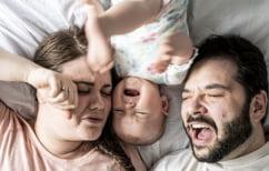 ΝΕΑ ΕΙΔΗΣΕΙΣ (Έρευνα: Οι νέοι γονείς χάνουν τον ύπνο τους για τουλάχιστον… έξι χρόνια)
