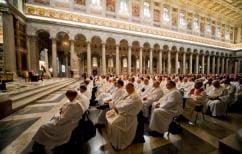 ΝΕΑ ΕΙΔΗΣΕΙΣ (Τ0 80% των ιερέων στο Βατικανό είναι ομοφυλόφιλοι, αποκαλύπτει νέο βιβλίο)