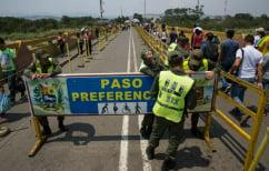 ΝΕΑ ΕΙΔΗΣΕΙΣ (Βενεζουέλα ώρα μηδέν ~ Κλειδί η στάση του στρατού)