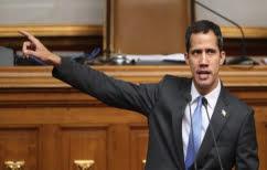 ΝΕΑ ΕΙΔΗΣΕΙΣ (Ο Χουάν Γκουαϊδό ορκίστηκε πάλι πρόεδρος της Βουλής στην Βενεζουέλα)