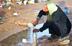 ΝΕΑ ΕΙΔΗΣΕΙΣ (Ο πόλεμος σκοτώνει και το… νερό)