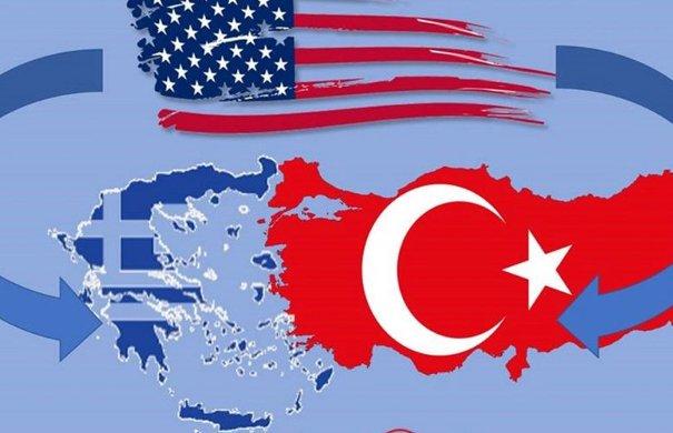 Greece USA Turkey