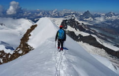 ΝΕΑ ΕΙΔΗΣΕΙΣ («Καμπανάκι» για την κλιματική αλλαγή: Οι Άλπεις κινδυνεύουν να μείνουν χωρίς πάγους έως το 2100)
