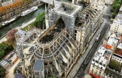 ΝΕΑ ΕΙΔΗΣΕΙΣ (Από βραχυκύκλωμα η καταστροφή στην Παναγία των Παρισίων, οι πρώτες ενδείξεις)