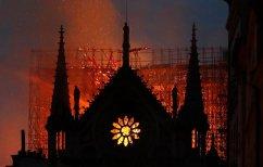 ΝΕΑ ΕΙΔΗΣΕΙΣ (Οι Γάλλοι δηλώνουν αποφασισμένοι να ξαναχτίσουν την Παναγία των Παρισίων)