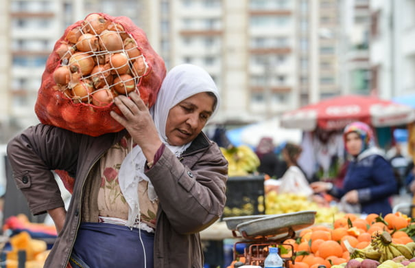 turkey-onions