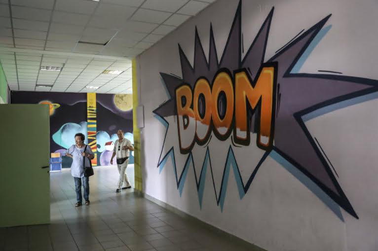 ekloges boom