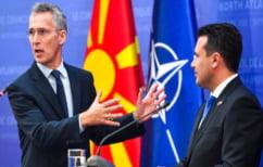 ΝΕΑ ΕΙΔΗΣΕΙΣ (ΝΑΤΟ προς Βόρεια Μακεδονία: «Είμαστε έτοιμοι να σας καλωσορίσουμε»)